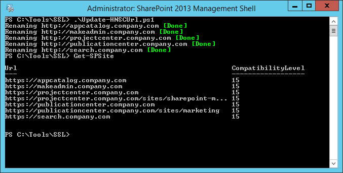 how to run powershell script for sharepoint 2013 online