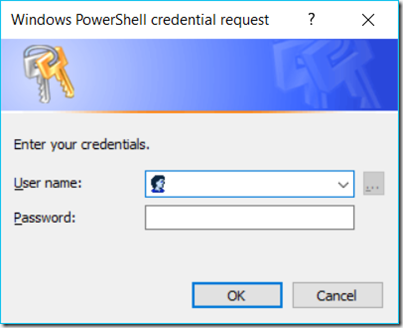 Using MFA enabled accounts in PowerShell scripts – Octavie van Haaften